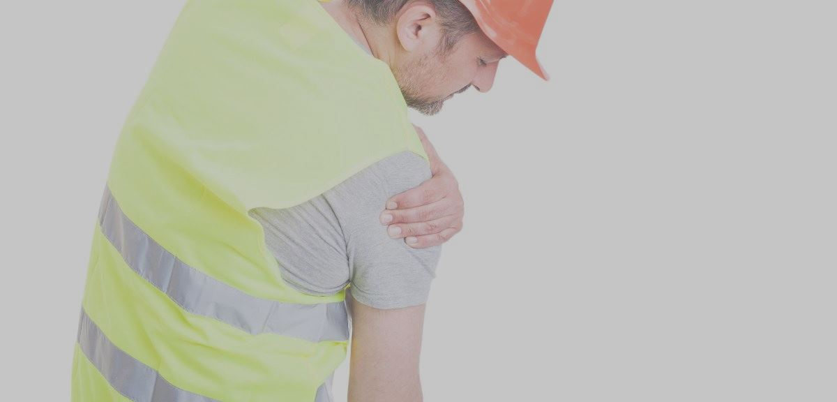 Construction Worker Shoulder Injury